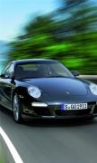 2011 Black Porsche 911 Black Edition