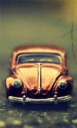 Volkswagen Beetle Toy