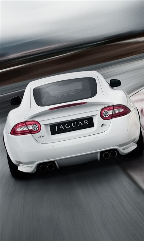 2010 Jaguar xkr Windows Phone Wallpaper