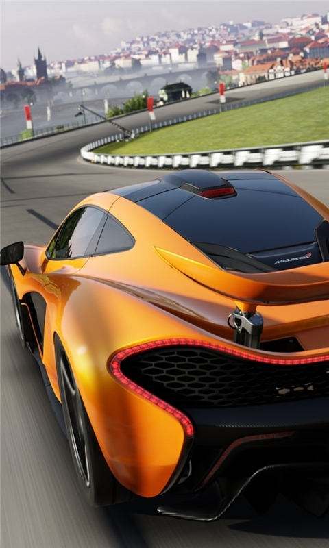 Forza Motorsport 5 xbox One 1 Windows Phone Wallpaper