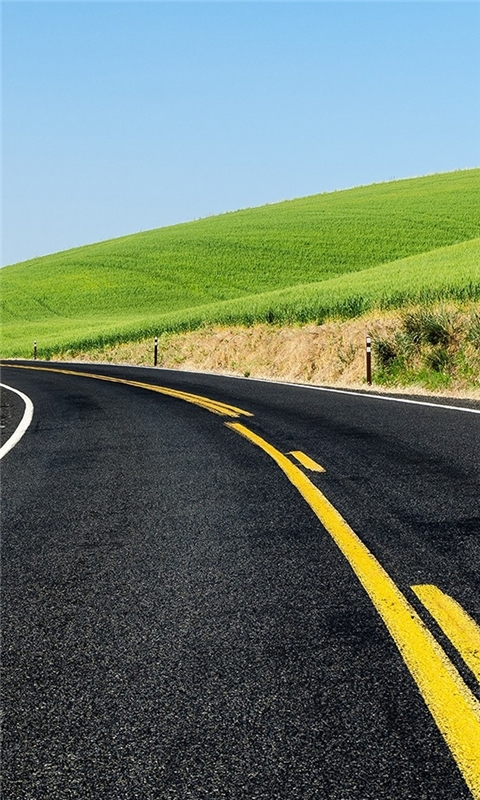 Wonderful Road Windows Phone Wallpaper