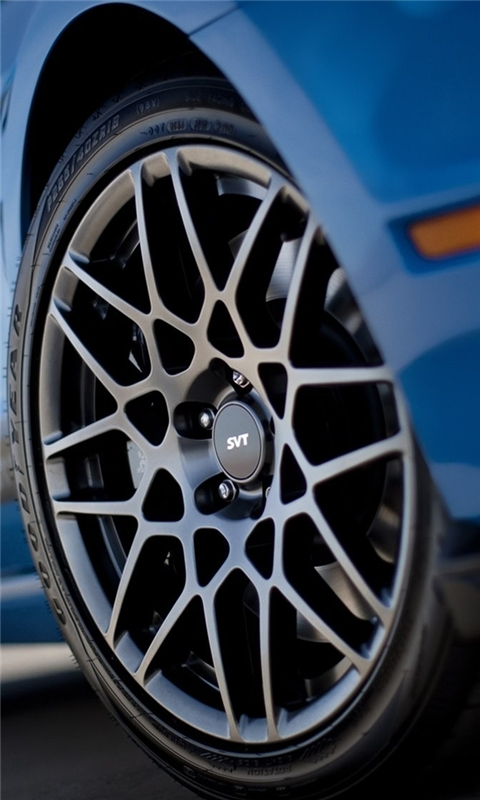 Ford Shelby GT500 2013 Windows Phone Wallpaper
