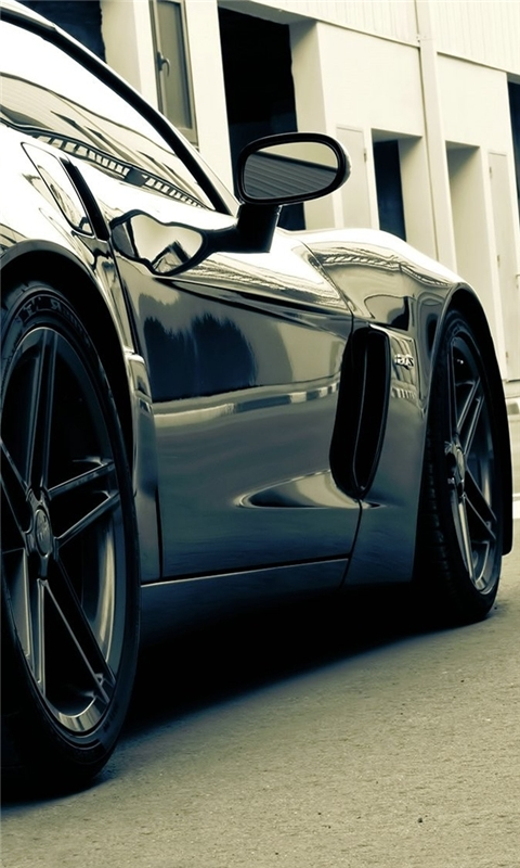 Corvette Windows Phone Wallpaper