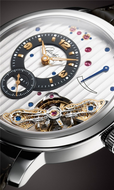 Glashutte watches Windows Phone Wallpaper