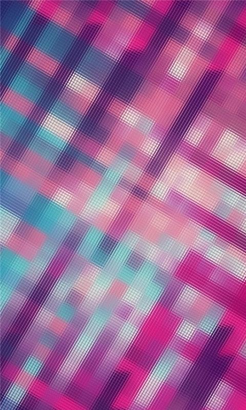 Art Blocks Windows Phone Wallpaper