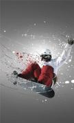 Snowboarder Sport