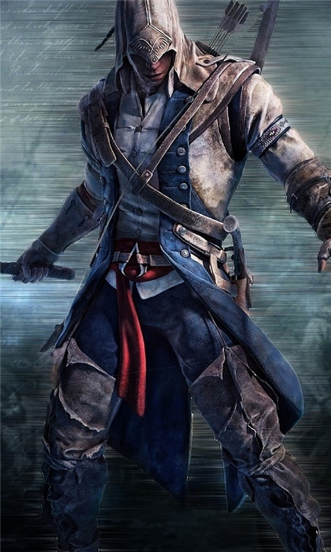 Assassins Creed III Windows Phone Wallpaper