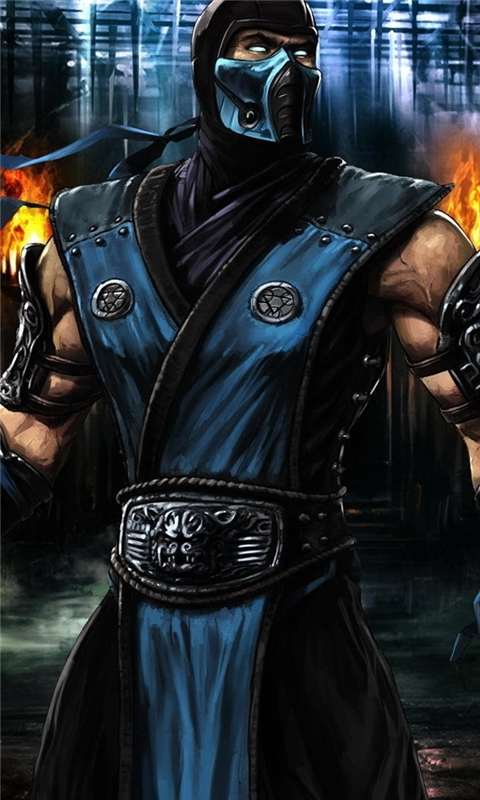 New Mortal Kombat Windows Phone Wallpaper