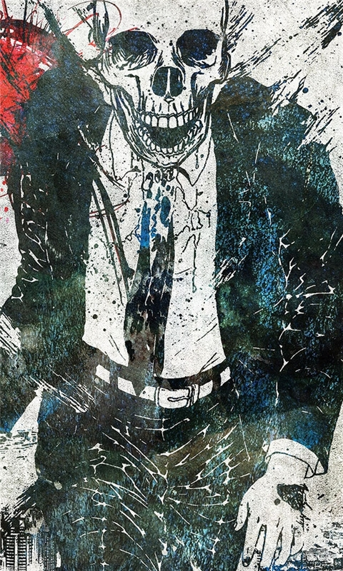 Dead man walking Windows Phone Wallpaper