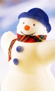 Snowman Toy 2