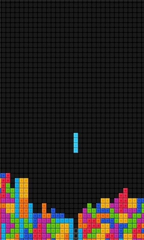Tetris Windows Phone Wallpaper