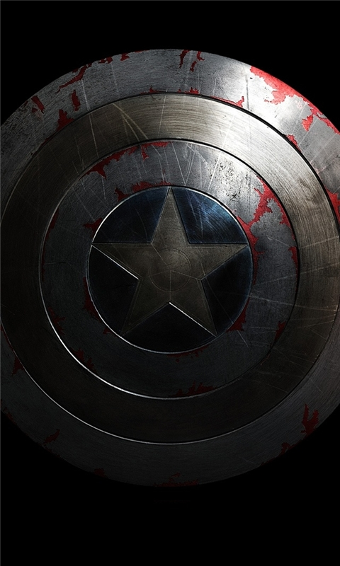 Captain America 2 Winter Soldier Windows Phone Wallpaper