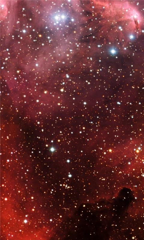 Millions Of Stars Windows Phone Wallpaper