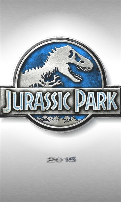 Jurassic Park 4 2015 Windows Phone Wallpaper