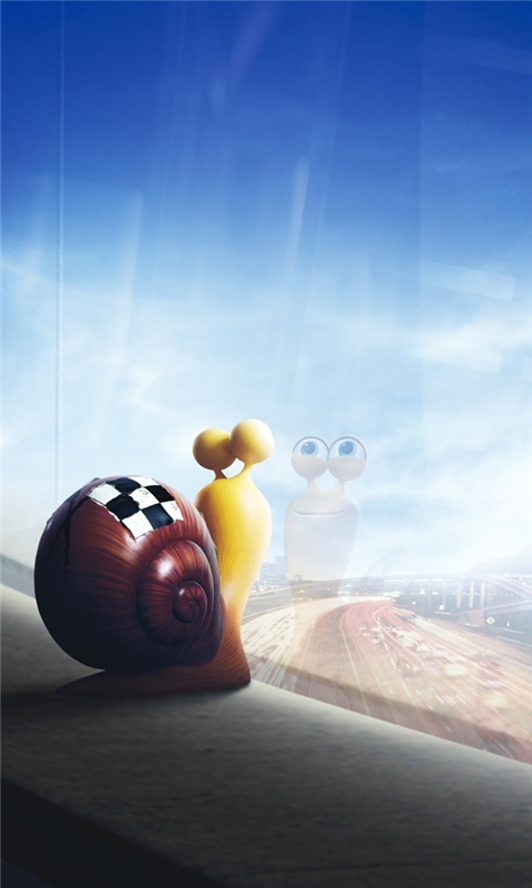 Snail Turbo Windows Phone Wallpaper