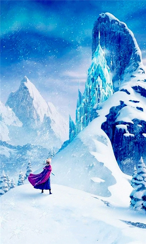 Disney Frozen Windows Phone Wallpaper