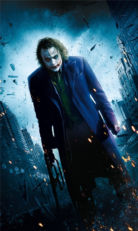 Joker Windows Phone Wallpaper
