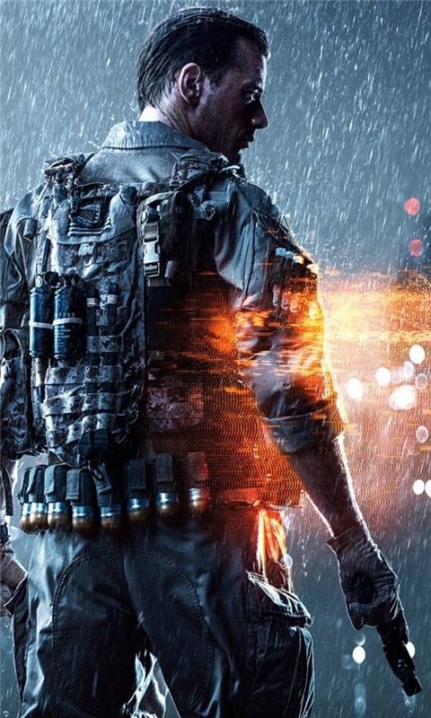 Battlefield Windows Phone Wallpaper