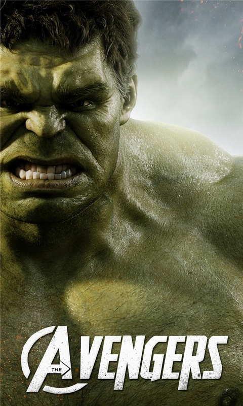 Avengers Hulk Windows Phone Wallpaper