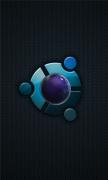 EgFox Ubuntu Blue by Eg Art