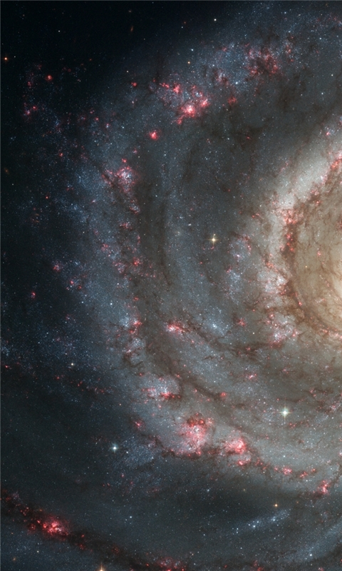 Whirlpool Galaxy Windows Phone Wallpaper