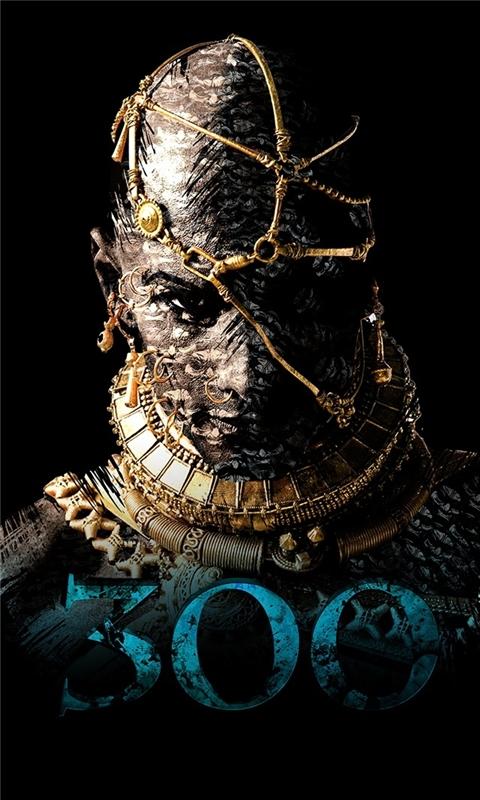 Xerxes 300 Rise of an Empire Windows Phone Wallpaper