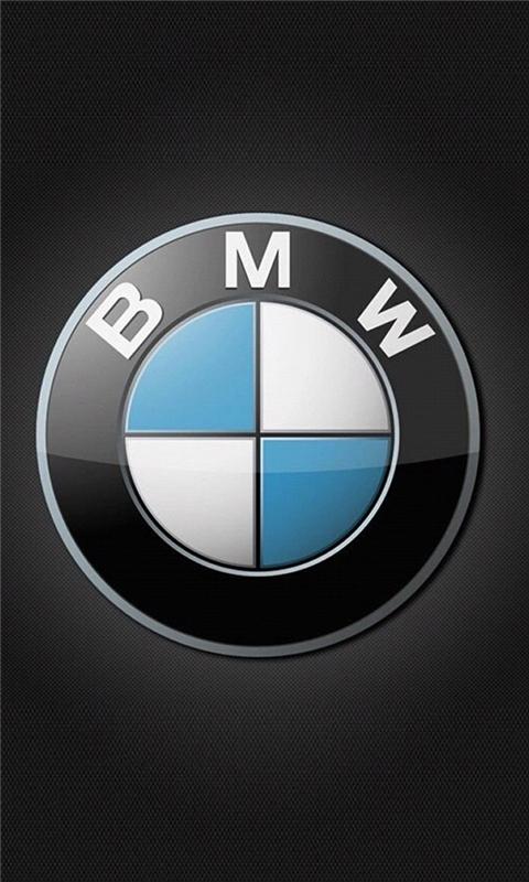 Bmw logo Windows Phone Wallpaper