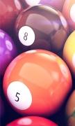 Billiards Balls Macro