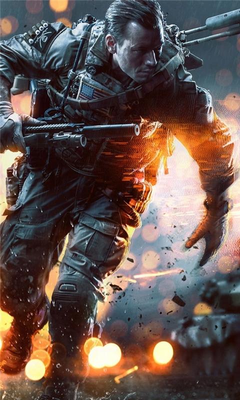 Battlefield 4 China Rising Windows Phone Wallpaper