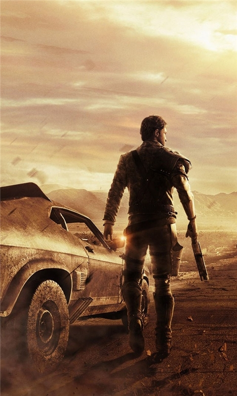 Mad Max 2014 Game Windows Phone Wallpaper