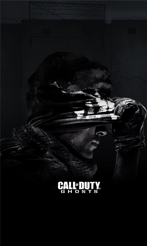 Call of Duty Ghosts Windows Phone Wallpaper