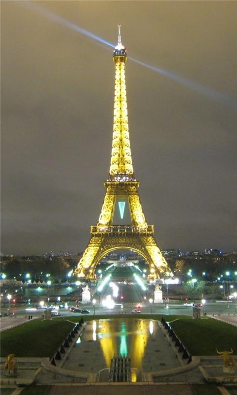 Paris France Windows Phone Wallpaper