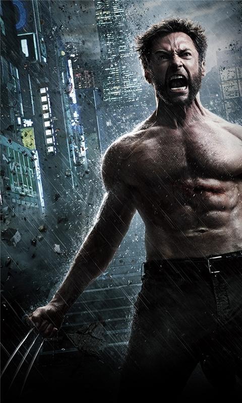 Wolverine Windows Phone Wallpaper