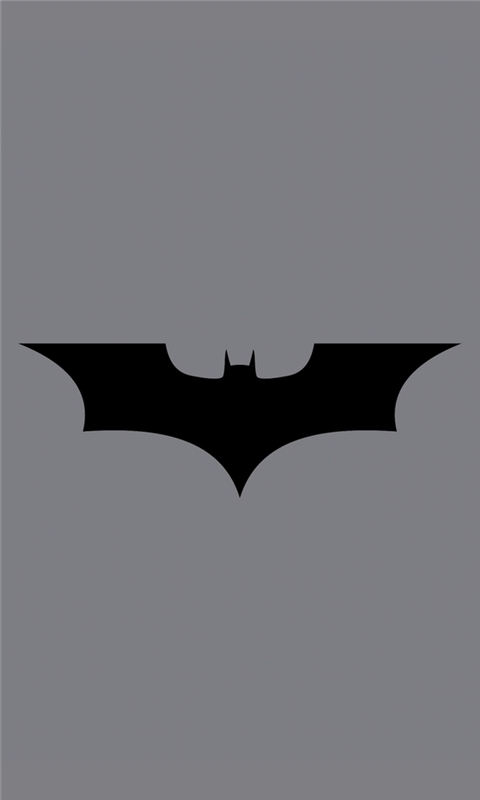 Batman Bat Windows Phone Wallpaper