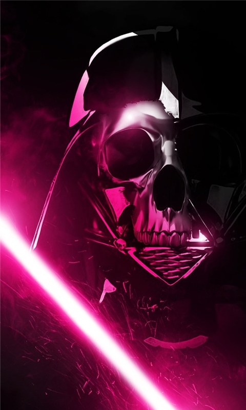 Dark Side Windows Phone Wallpaper