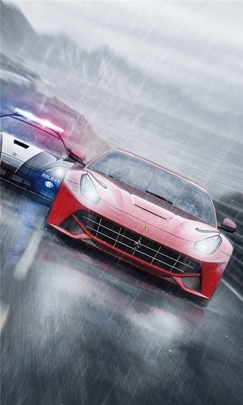 Need for Speed Rivals Windows Phone Wallpaper