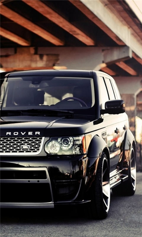Range Rover Windows Phone Wallpaper