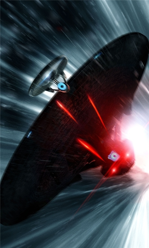 Star Trek Into Darkness IMAX Windows Phone Wallpaper