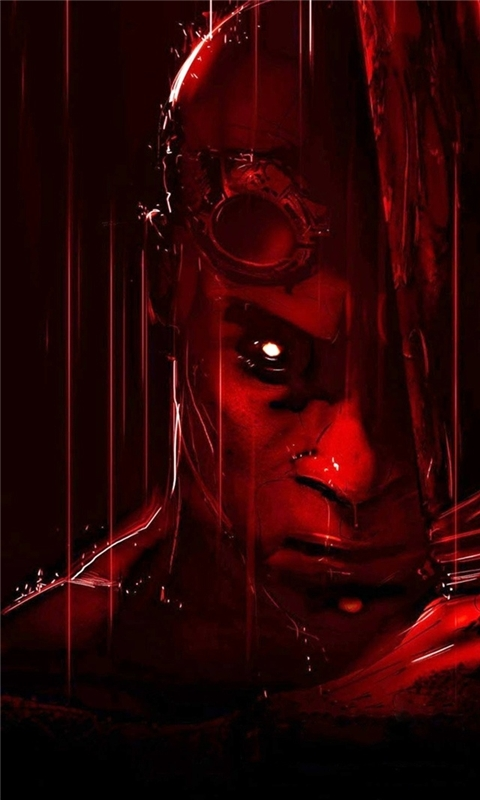 Riddick Windows Phone Wallpaper